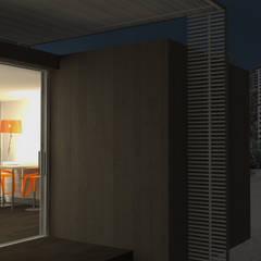 28 mq: tutto lo spazio che ti serve!: Finestre in stile  di Comelet s.r.l.