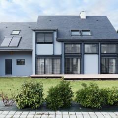 Maison Passive: Maison passive de style  par O2 Concept Architecture