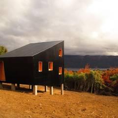 Alpina Mellizas - Estudio forma: Casas prefabricadas de estilo  por forma