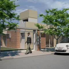 Häuser von Arq. Lucas Martín Lang
