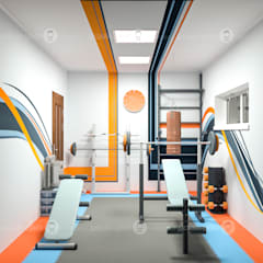 Gym by Studio Fareni