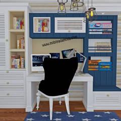 MOBİLYADA MODA  – Ahmet Yahya'nın Odası:  tarz Çocuk Odası