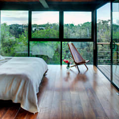 modern Bedroom by RIMA Arquitectura