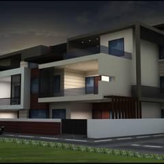 aziatische Huizen door RIDDEN INTERIO