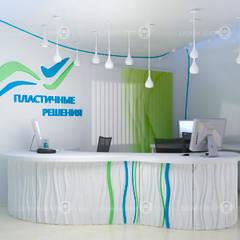 Торгово-выставочный комплекс: Торговые центры в . Автор – Studio Fareni