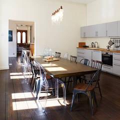 dga – Berlin'de bir Ofis Tasarımı:  tarz Mutfak