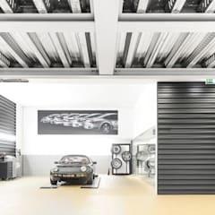 Car Dealerships by OW ARQUITECTOS lda | simplicity works