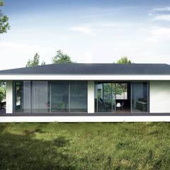Casa CF: Case in stile  di Campomarzio