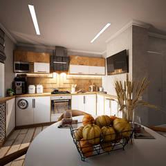 Nhà bếp by dp_interior
