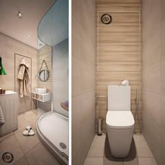 Ванная: Ванные комнаты в . Автор – dp_interior