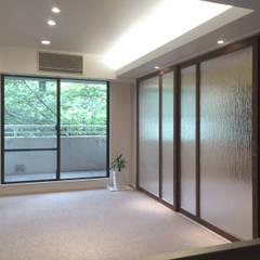 hiroo-K-R: &lodge inc. / 株式会社アンドロッジが手掛けた窓です。
