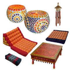 Alles für den Kurzurlaub auf dem Balkon:  Terrasse von Guru-Shop