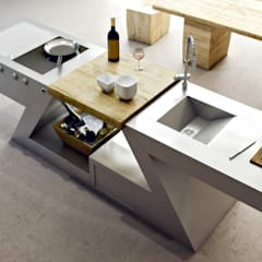 Cucina versione HOME: Cucina in stile  di ZED EXPERIENCE - indoor & outdoor kitchen