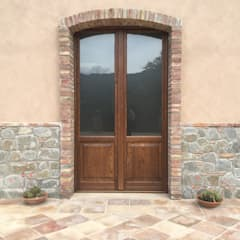 Windows by Ma.Gi.Ca. di Giovanni Mazza, Rustic
