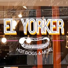 DISEÑO DE LOCALES • EL YORKER: Gastronomía de estilo  por Estudio Cebra,Industrial