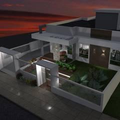 من Daiana Pasqualon Arquitetura & Lighting حداثي