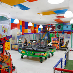 Espaço Infantil: Shopping Centers  por CONCEITOS