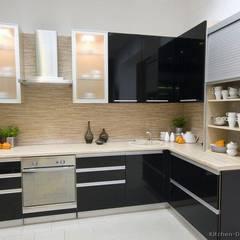 آشپزخانه by Dream space Interiors