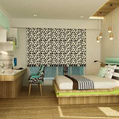Nursery/kid's room by Nestopia