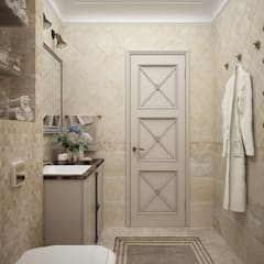"Ванная комната ""Romano Al Verso"": Ванные комнаты в . Автор – Студия дизайна Дарьи Одарюк"