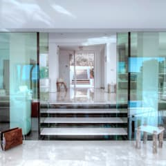 Casa del Agua: Ventanas de estilo  de MG&AG.ARQUITECTOS