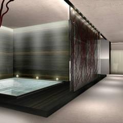 Wellness: Spa in stile  di Mondial Marmi SRL