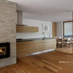 آشپزخانه by atelier137 ARCHITECTURAL DESIGN OFFICE
