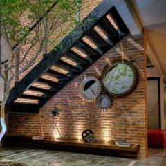 Koridor dan lorong oleh Con Contenedores S.A. de C.V., Industrial