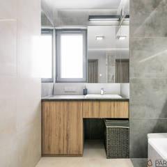 Mieszkanie pokazowe: styl , w kategorii Łazienka zaprojektowany przez Partner Design