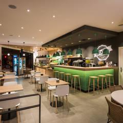 Restaurantes de estilo  por Standal