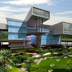 Projects - Residential:  Houses by Jehovah Nissi Archfirm