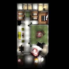 Casas de estilo  por homify, Minimalista