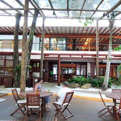 SITUAÇÃO PROJETO: Hotéis  por Piratininga Arquitetos Associados