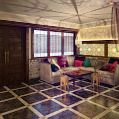 """Ресторан """"Blue Flower""""(цокольный этаж): Бары и клубы в . Автор – Sweet Home Design"""