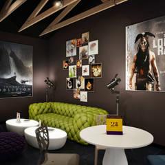 """Фудкорт """"Cinema 28"""" в торговом центре: Торговые центры в . Автор – Sweet Home Design"""