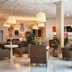 """Кафе """"В кругу друзей"""": Ресторации в . Автор – Sweet Home Design"""