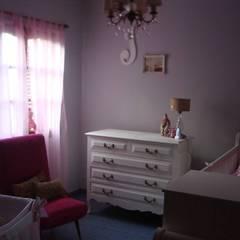 Un cuarto soñado: Dormitorios de estilo  por Sepia reciclados