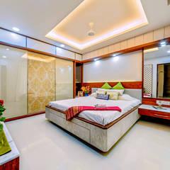 Bedroom by Saar Interior Design, Eclectic