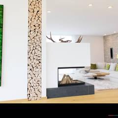Living room by Wagner Möbel Manufaktur