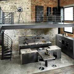 Cocinas de estilo  por Schmidt Küchen,