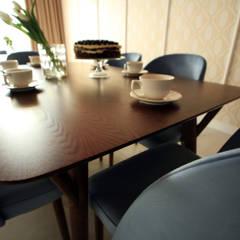 Kawiarnia: styl , w kategorii Gastronomia zaprojektowany przez Musiał Studio