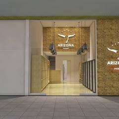 Carnes e Cortes Especiais: Shopping Centers  por Arquiteto e Urbanista Ricardo Pereira Macedo