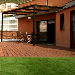Terrace by ecojardí