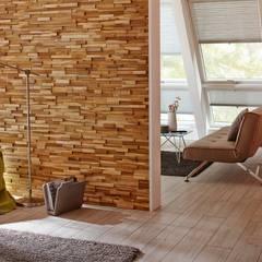 holzpaneele holz design wohnzimmer von rimini baustoffe gmbh