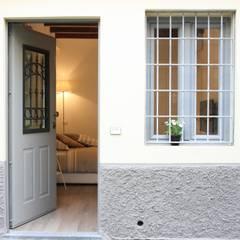 Corridor and hallway by studio ferlazzo natoli
