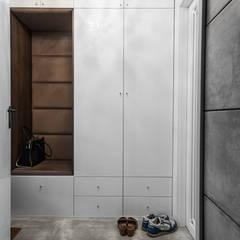 Hol: styl , w kategorii Korytarz, przedpokój zaprojektowany przez Progetti Architektura