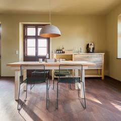Privatwohnung Potsdam:  Küche von woodboom