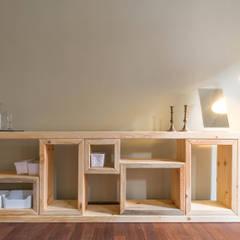 Privatwohnung Potsdam:  Schlafzimmer von woodboom