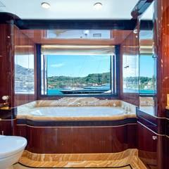Kapal Pesiar & Jet oleh Mondial Marmi SRL, Modern