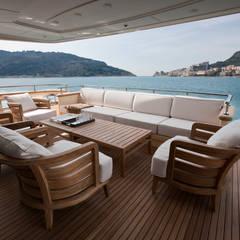 Kapal Pesiar & Jet oleh Mondial Marmi SRL